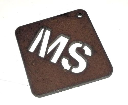 Mild Steel - 1.5mm (Plasma Cutting)